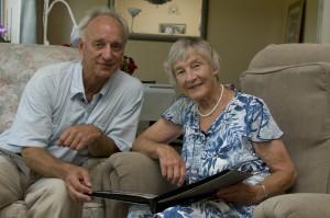 Roger and Muriel Crisp